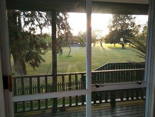 Hamilton Lake holiday home