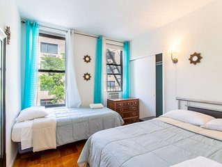 Fabulous two bed apt in Hells Kitchen, Midtown West
