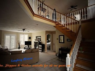 Laughing Waters - Vacation or B&B - Luxury Accommodations in a magnificent setti