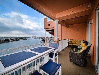 Harborview Grande 800 Luxury 8th Floor Condo with Stunning Harbor Views