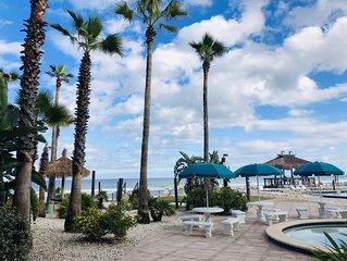 Ground Floor Hawaiian Inn Daytona Beachfront