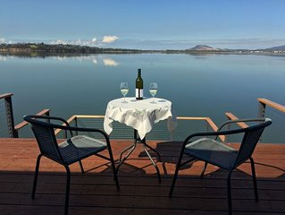 Oysterhouse - A premium luxury experience right by the water.