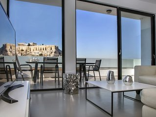 Luxury Penthouse 'touching' the Acropolis!