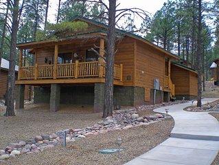SERENITY LANDING a Four Season Mountain Rental Cabin