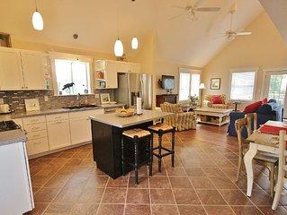 3 bedroom condo, central to Camden and Rockland