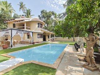 Monsoon Discounts at Villa Calangute Phase 4, Near Calangute Beach & Restaurant