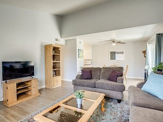 New Listing A Peaceful  Furnished Townhome in Mesa AZ - Great Central Locale!