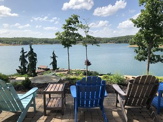 Pristine Alpine Lake house with Stunning Views great for family reunions