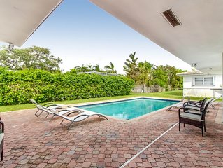 5BR House w/ Large Backyard *North Miami