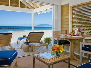 Ocean Edge - Luxury 4 bedroom Villa at The Four Seasons Resort in Nevis
