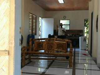 Daraitan house with 2 bedroom and bathroom good for group of 12 or family