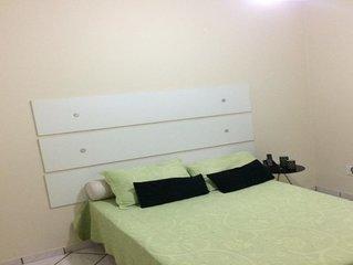Lindo apartamento para aluguel na Praia do Morro todo Mobiliado..