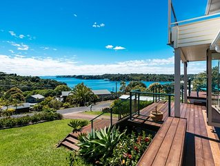 DOUBLE BAY VIEWS WAIHEKE | Be My Guest