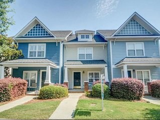 Charming Townhouse- Columbia SC Close to Downtown