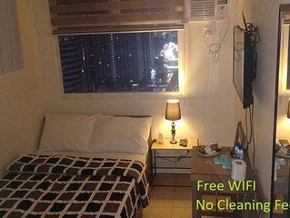 37 High Floor Clean Cozy Simple unit*Urban Deca Tower EDSA