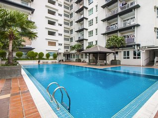 Cozy Apartment Next to Cheras LRT