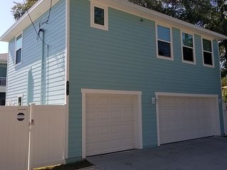 Beautiful Garage Apartment Downtown St Pete - Cresent Lake Area