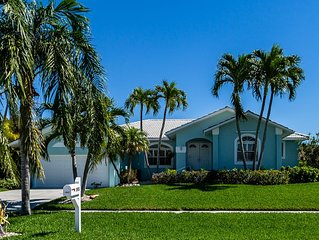 Marco Island Tigertail Area 3 Bedroom Home With Large Pool