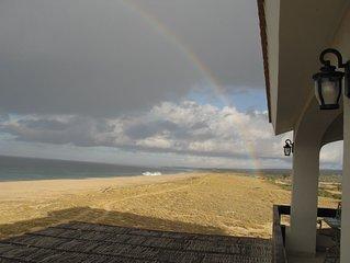 Villa Olas ~ an Elegant Beach-front Escape ~ 100' from Surf