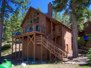 Lake View w/BBQ, Deck, Fireplace. Pets OK! Near Bike/Hike/Beach (WSH1027)
