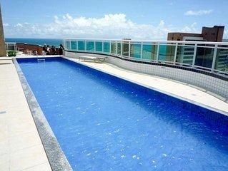 O Melhor Apartamento com Vista Mar