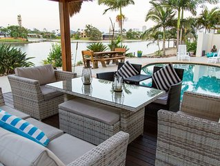 Waterfront Family Paradise, Pets welcome, Broadbeach  location location location