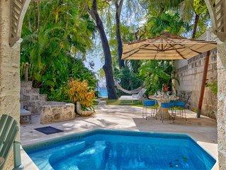 Waverly One - Located on beautiful Gibbs Beach - Beachfront Bliss !!