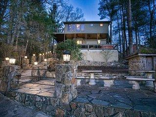 Beautiful Lake front Cabin in Blue Ridge GA