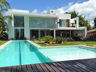 Casa de Praia 4 quartos em Interlagos. Natureza, conforto e lazer em alto padrao