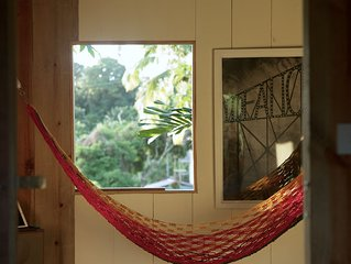 Rainforest Home to peel your stress away