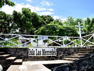 Isla Las Mercedes/Mercy Island on lake Cocibolca: one amazing tourist place.