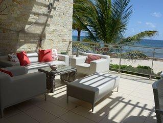 Costa Atlantica Luxurious Beachfront A-201