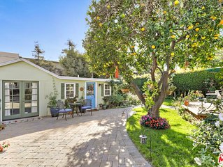 Picturesque Guesthouse in the Heart of West Hollywood