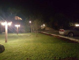 Jardin de Domos Pucon. Domes for 6  passengers