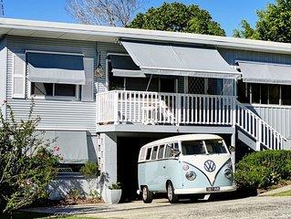 The Moonee Beach House