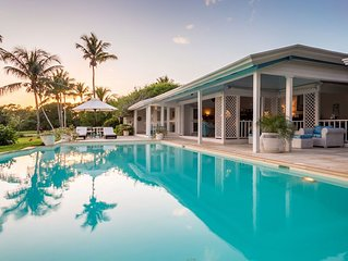 Classic Casa de Campo Style, Villa with Pool/ Ocean Views! Close to Minitas, Fre