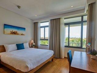 Luxury Apt 2BR/Pool View/Private Beach in Ocean Villas Resort/5* Resort