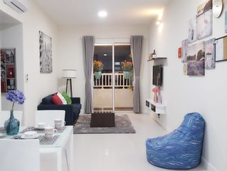 Free pick up airport - Stunning Horse Square Apartment -pool/gym-0.5$ to center
