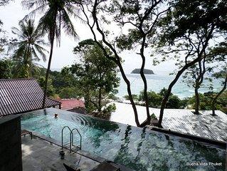 2 bedroom bungalow in Kata beach