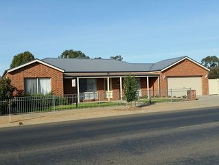 Numurkah Self Contained Apartments  - The Saxton