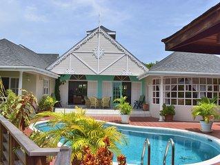 Waterfront Villa in the Spice Isle of Grenada