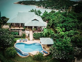 4 Bedroom Seaview-Villa Talay