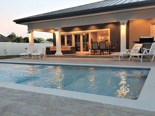 Private 4BR 5 1/2 Bath Luxury Villa in secure gated development, near to beaches