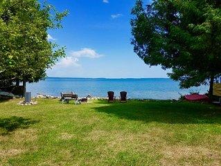 Enjoy the sunrise on Lake Huron - you're own private Lakehouse!