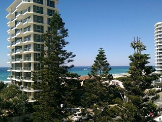 Main Beach Pde, Main Beach - Perfect holiday location