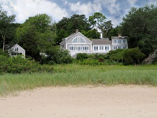 Captivating views & 40 Feet Of Private Beach