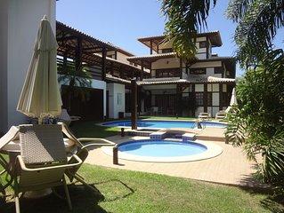Belissimo Apartamento dentro da vila  da Praia do Forte