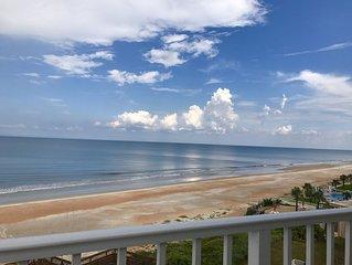 Stunning Views & Spacious Oceanfront Condo****
