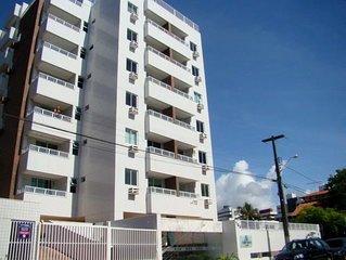 Excelente Apartamento na Praia de Manaira