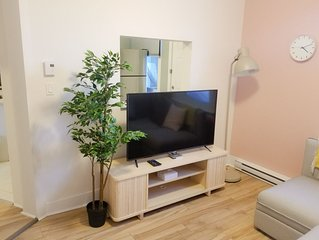 JstLikeHome - Downtown Suites (Cozy Suite)